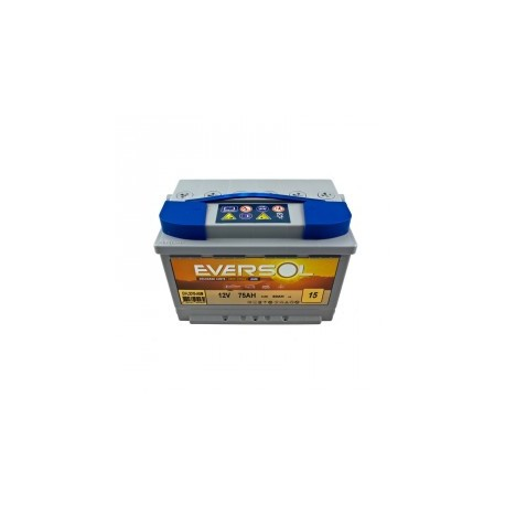 Batterie AGM ML81070 12V 75ah OU EV-L3D75AGM