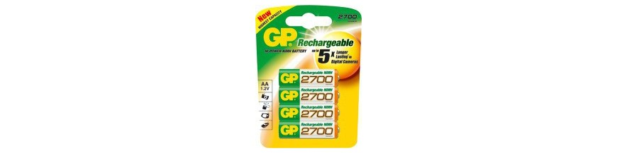 Pile rechargeable batterie discount - Pile aa rechargeable ...